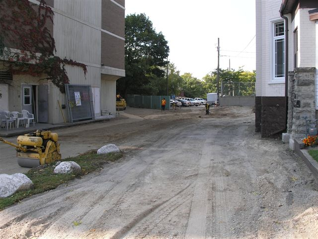 Asphalt Reconstruction Services